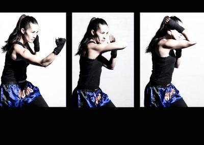 martial arts photography melbourne, cardio kickboxing, muai thai, athlete portrait, martial artist portrait