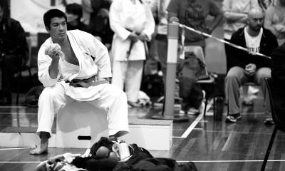 Martial Arts Photography, Kobe Osaka Championships Victoria, Karate competition