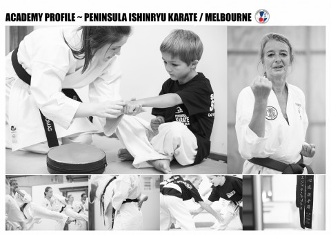 Academy Profile Peninsula Karate