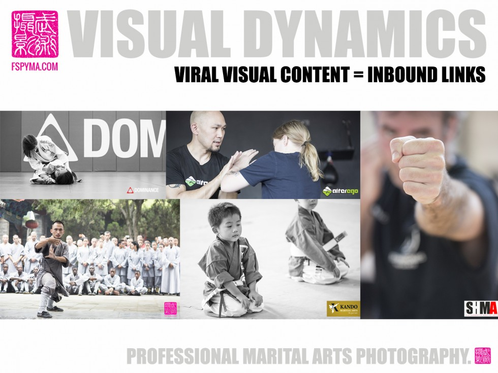 VISUAL DYNAMICS 4 * * IS YOUR CONTENT WORTH SHARING?