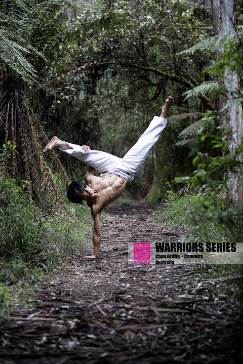 warriors series chan griffin capoeira