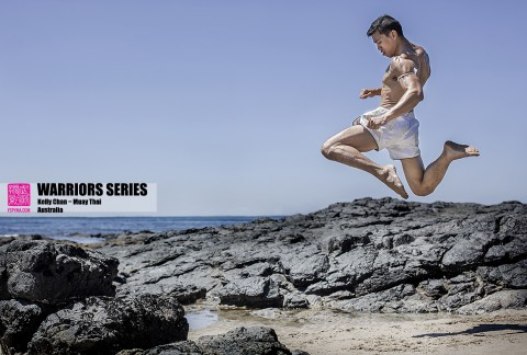 warriors series muay thai