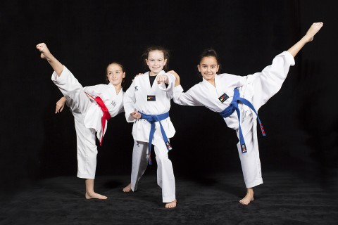 Martial Arts Marketing Shot